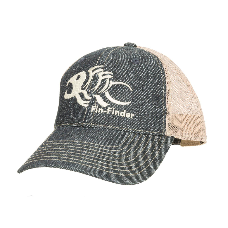 Fin-Finder Adults' Mesh Logo Cap