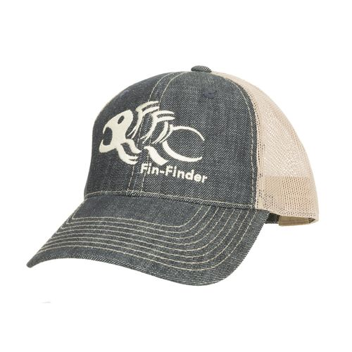 Fin-Finder Adults' Mesh Logo Cap