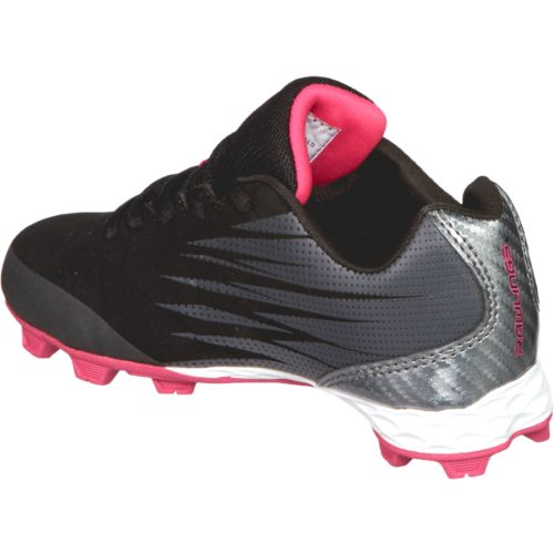 Rawlings Girls' Gamer Low Baseball Shoes - view number 3