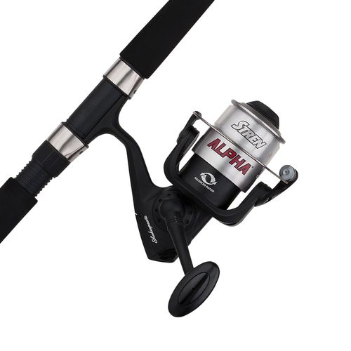 Shakespeare® Alpha® 8' M Spinning Rod and Reel Combo - view number 2