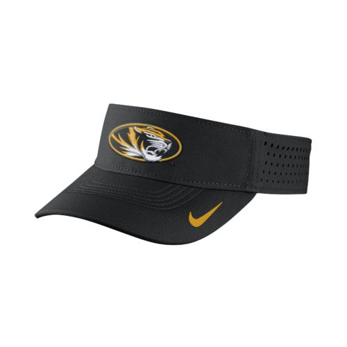 Nike™ Men's University of Missouri Vapor Adjustable Visor