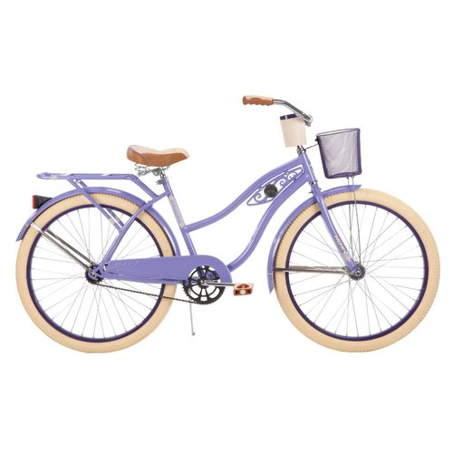 "Huffy Women's Deluxe 26"" Cruiser Bicycle"