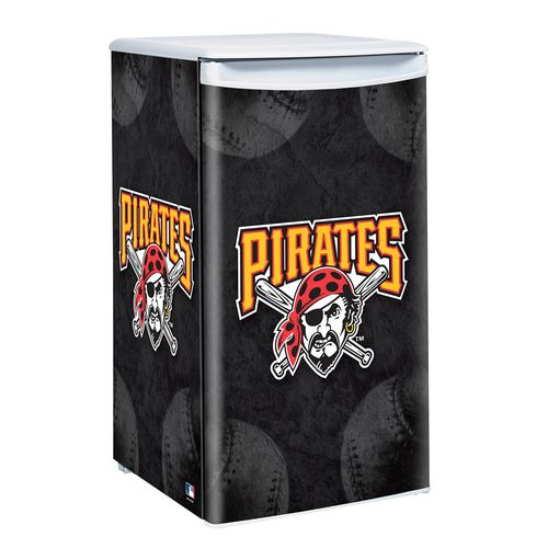 Boelter Brands Pittsburgh Pirates 3.2 cu. ft. Countertop Height Refrigerator