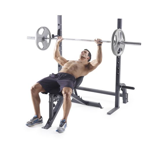 Display product reviews for Weider Pro 395 Olympic Bench