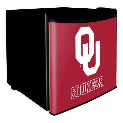 Boelter Brands University of Oklahoma 1.7 cu. ft. Dorm Room Refrigerator - view number 1