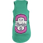 Three Squared Juniors' University of Florida Antoinette Tank Top