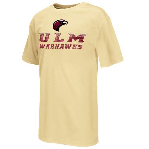 Colosseum Athletics™ Boys' University of Louisiana at Monroe Pixel Short Sleeve T-shirt