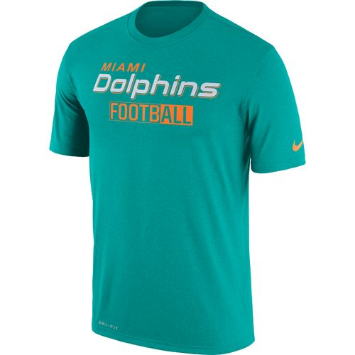 Nike Men's Miami Dolphins All Football Legend T-shirt