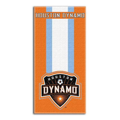 The Northwest Company Houston Dynamo Zone Read Beach Towel