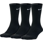 Nike Women's Dri-FIT Cushion Crew Socks 3-Pair - view number 1