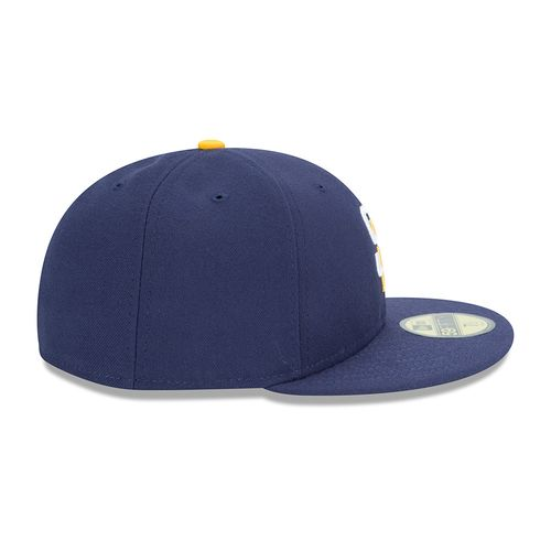 New Era Men's San Diego Padres AC Perf 59FIFTY Cap - view number 5