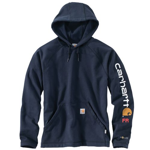 Carhartt Men's Flame Resistant Force Rugged Flex® Graphic Fleece