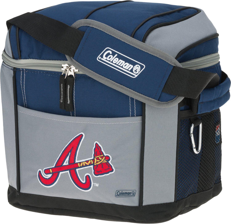 Coleman® Atlanta Braves 24-Can Soft-Side Cooler