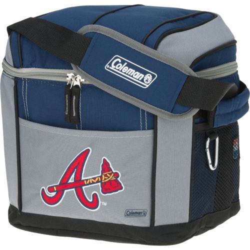 Coleman® Atlanta Braves 24-Can Soft-Side Cooler
