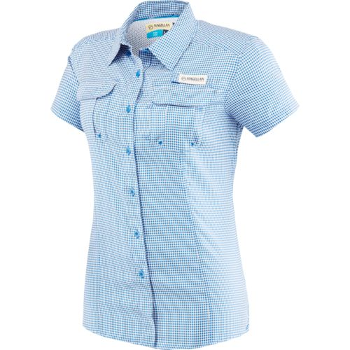 Magellan Outdoors™ Women's Aransas Pass Short Sleeve Printed