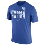 Nike™ Men's University of Kentucky Dri-FIT Legend Short Sleeve T-shirt