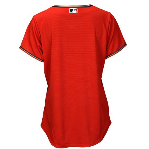 Majestic Women's Minnesota Twins Cool Base Replica Jersey - view number 2