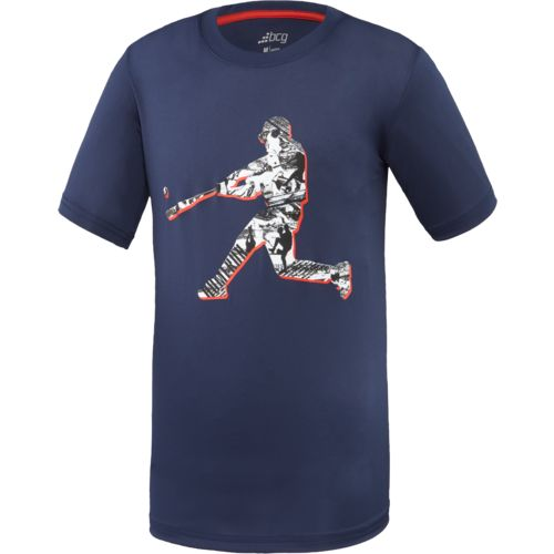 BCG Boys' Baseball Short Sleeve T-shirt
