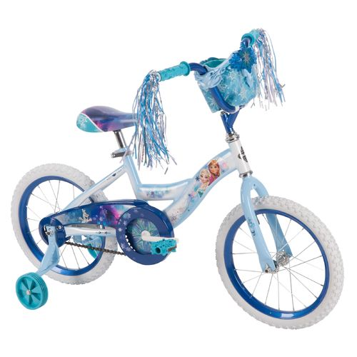 "Display product reviews for Huffy Girls' Frozen 16"" Bicycle"
