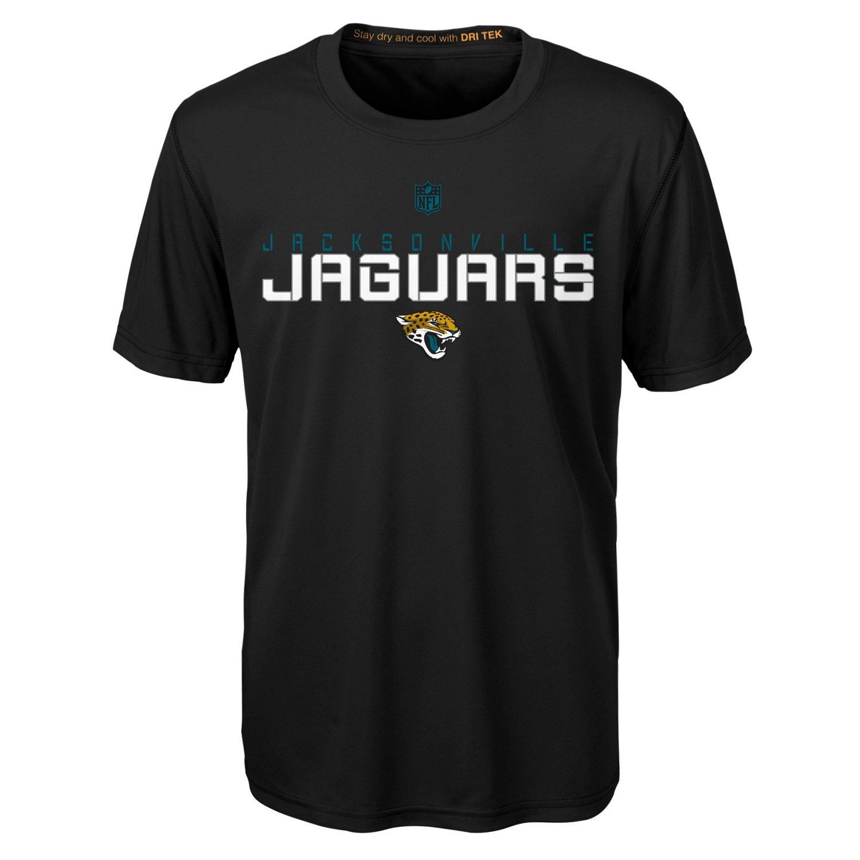 NFL Boys' Jacksonville Jaguars Dri-Tek Maximal T-shirt