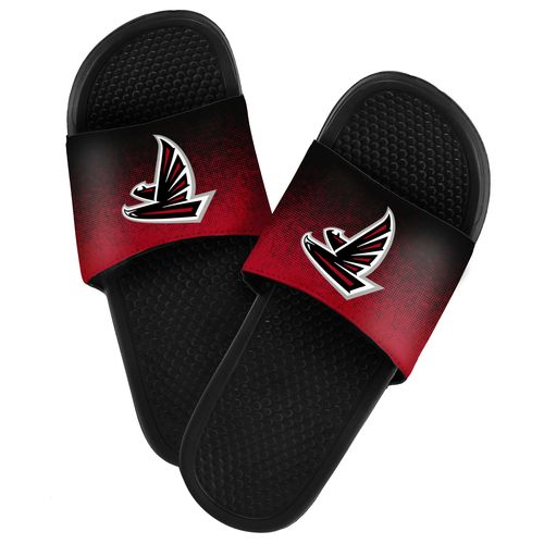 Forever Collectibles™ Men's Atlanta Falcons Textured Sport Slides