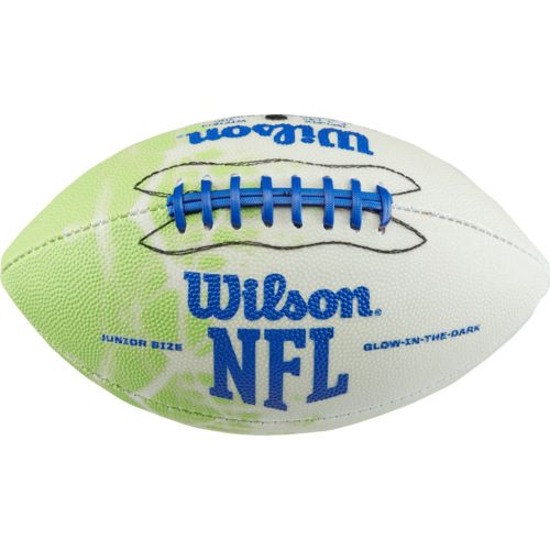 Display product reviews for Wilson NFL Illuminator Junior Football