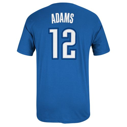 adidas Men's Oklahoma City Thunder Steven Adams No. 12 T-shirt
