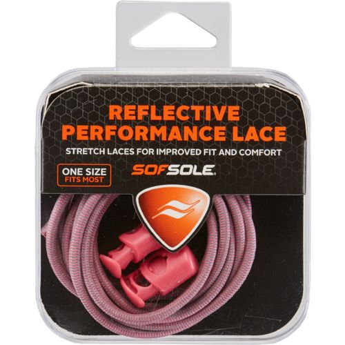 Sof Sole™ Performance Reflective Shoelaces
