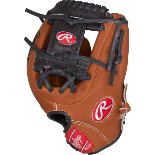 Rawlings Heart of the Hide 11.75 in Infield Baseball Glove Right-handed - view number 3