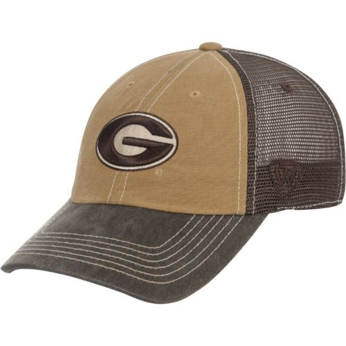 Top of the World Men's University of Georgia Incog 2-Tone Adjustable Cap