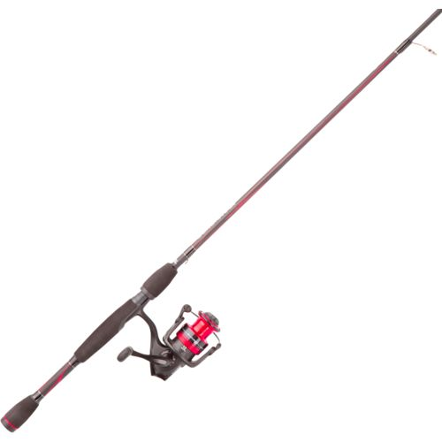"Display product reviews for Abu Garcia® Black Max 6'6"" M 1-Piece Spinning Combo"