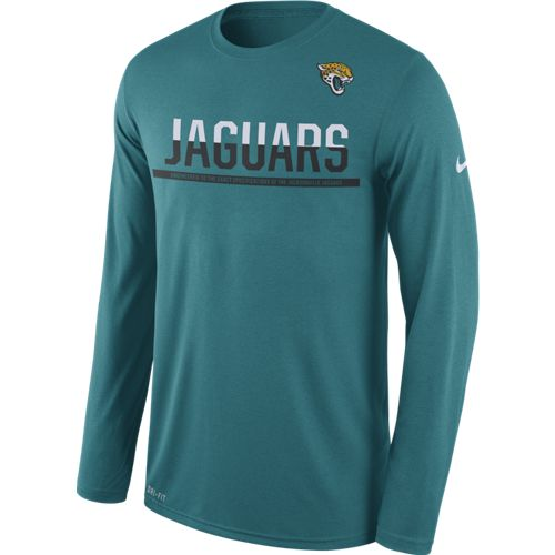 Nike Men's Jacksonville Jaguars Team Practice Legend T-shirt