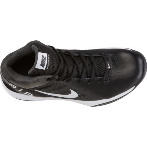 Nike Men's Air Overplay IX Basketball Shoes - view number 4
