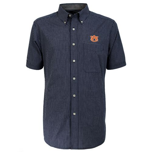 Antigua Men's Auburn University League Dress Shirt