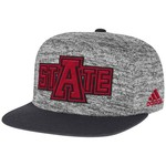 adidas™ Men's Arkansas State University Player Snapback Cap