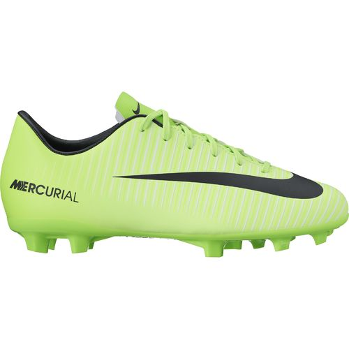 Nike Boys' Jr. Mercurial Vapor XI FG Soccer Shoes