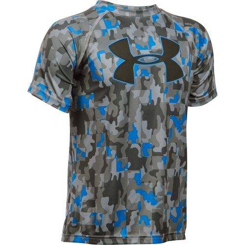 Under Armour™ Boys' Big Logo Printed T-shirt