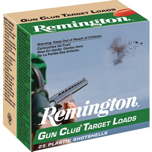 Remington Gun Club Target Load 12 Gauge 7.5  Shotshells - view number 1
