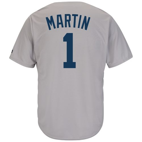 Majestic Men's New York Yankees Billy Martin #1 Cool Base Cooperstown Jersey - view number 1