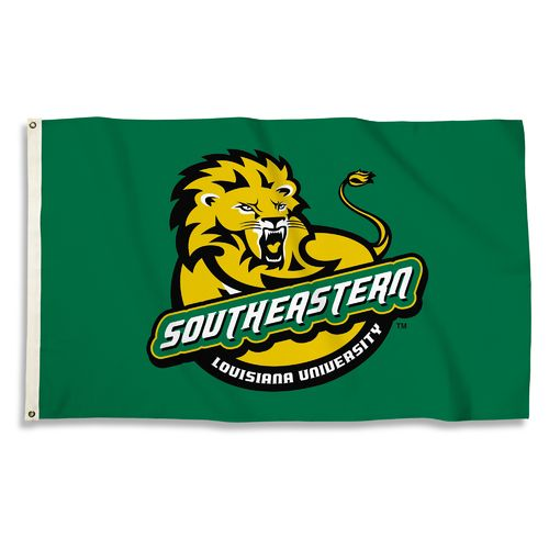 BSI Southeastern Louisiana University 3'H x 5'W Flag