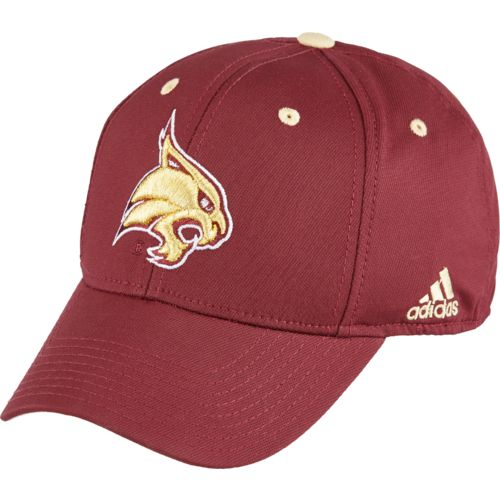 adidas™ Men's Texas State University Structured Flex Cap
