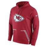 Nike Men's Kansas City Chiefs Vapor Speed Fleece Hoodie