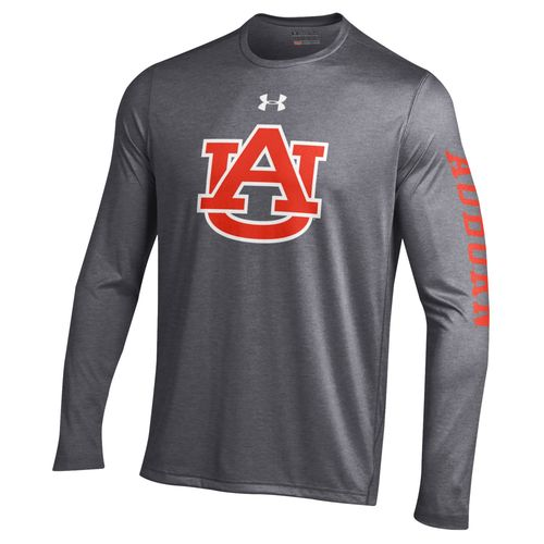 Under Armour Men's Auburn University Tech Long Sleeve T-shirt