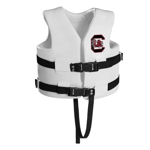 TRC Recreation Kids' University of South Carolina Super Soft™ Life Vest - view number 1
