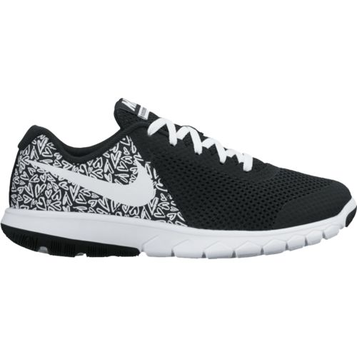 Nike Girls' Flex Experience 5 Print GS Running Shoes