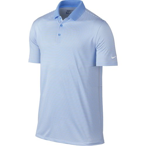 Nike Men's Fine Stripe Victory Golf Polo Shirt