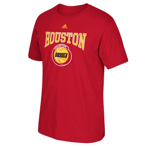 adidas™ Men's Houston Rockets Retro Logo T-shirt