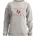 Three Squared Juniors' Texas State University Odessa Terry Top