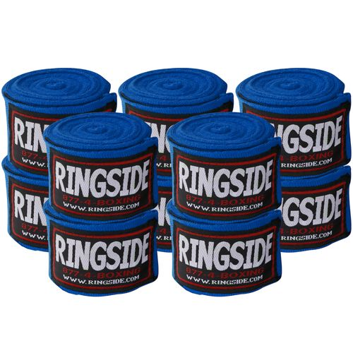 Ringside Mexican-Style Boxing Hand Wraps 5-Pack