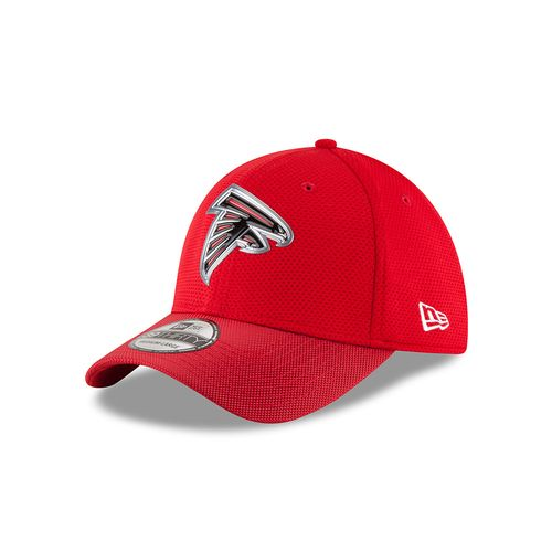 New Era Men's Atlanta Falcons 39THIRTY Onfield Color Rush Cap